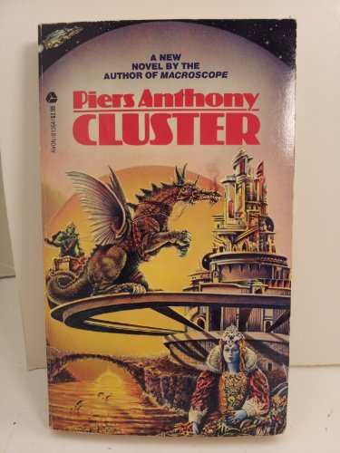 Cluster (Cluster, Book 1): Anthony, Piers