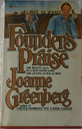 9780380017577: Founder's Praise