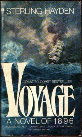 9780380017805: Voyage: A Novel of 1896