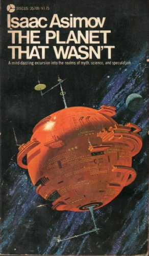 The Planet That Wasn't (Discus, No.35709): Isaac Asimov