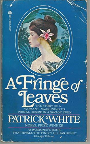 9780380018260: a Fringe of Leaves