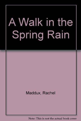 9780380018338: A Walk in the Spring Rain