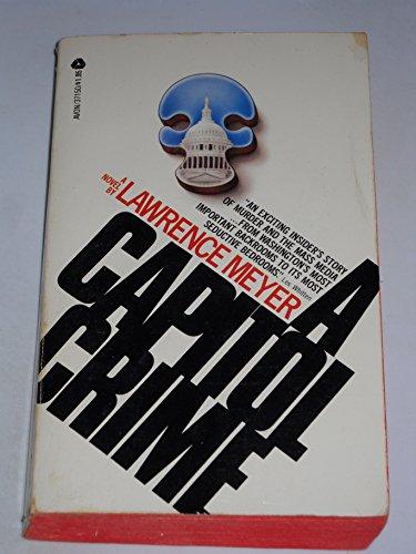 9780380018888: A Capitol Crime
