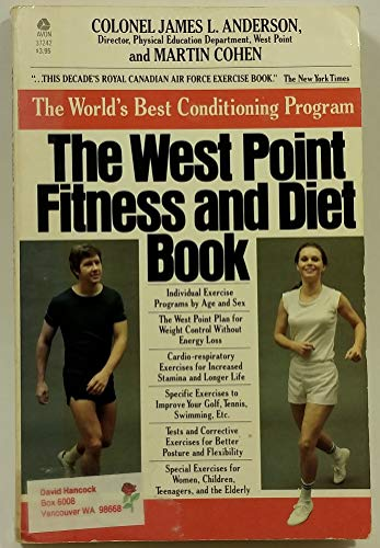 9780380018949: West Point Fitness and Diet Book