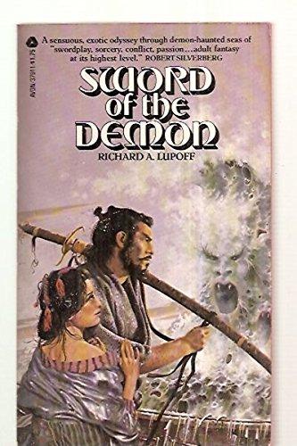 9780380019427: Sword of the Demon: Avon, No.37911