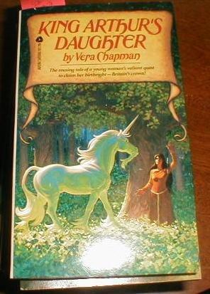 9780380019588: King Arthur's Daughter