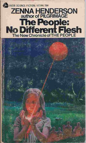 9780380023448: The People: No Different Flesh