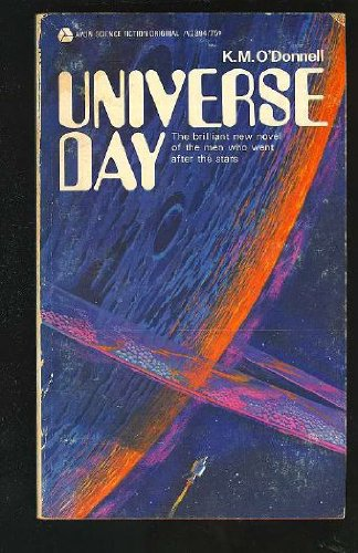 Universe Day: K. M. O'Donnell
