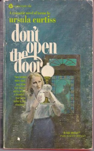 9780380024018: Don't Open the Door!