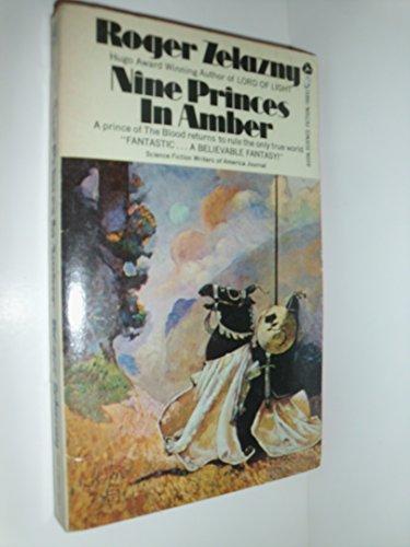 9780380024445: Nine Princes in Amber