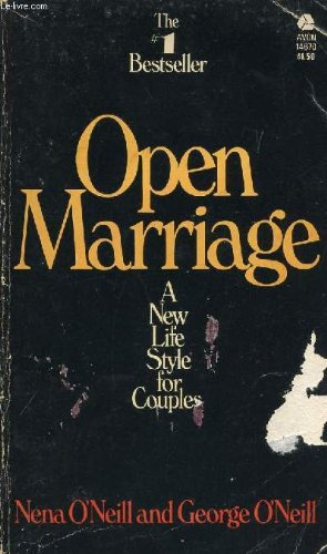 9780380140848: Open Marriage: A New Lifestyle for Couples