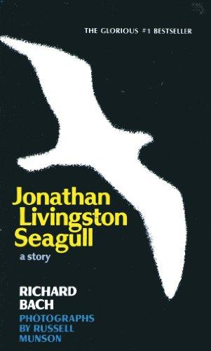 Richard bach jonathan livingston seagull книга на английском