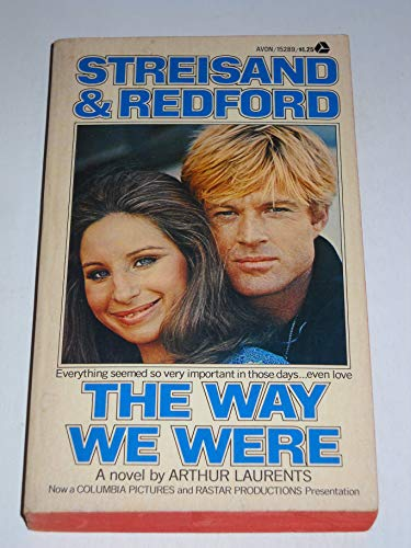 9780380152896: The Way We Were (Streisand & Redford) (Movie Tie-in)