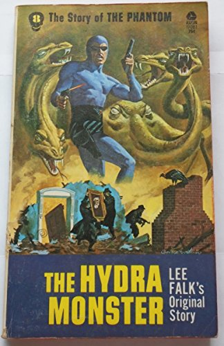 Hydra Monster: Falk, Lee, Shawn,