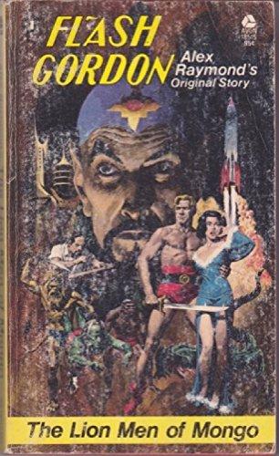 9780380185153: Flash Gordon: The Lion Men of Mongo