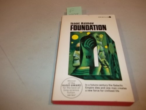 9780380192243: Foundation