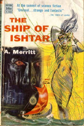 9780380201525: The Ship of Ishtar (Vintage Avon, T-152)