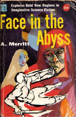Face in the Abyss (Avon Fantasy, T-161): A. Merritt
