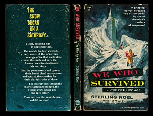 9780380203604: We Who Survived (The Fifth Ice Age) (Avon SF, T-360)