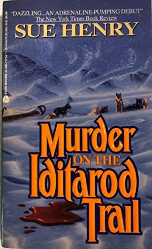 9780380208692: Murder on the Iditarod Trail