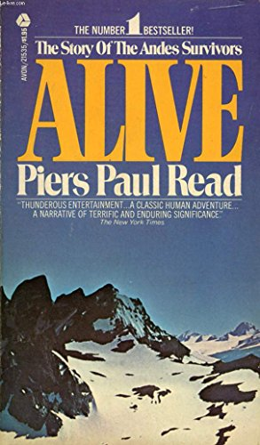 9780380215355: ALIVE: The Story of the Andes Survivors