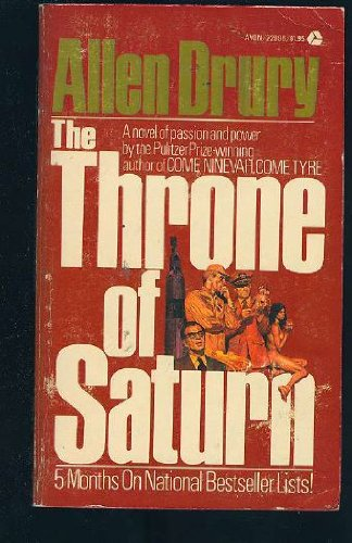 9780380229963: The Throne of Saturn