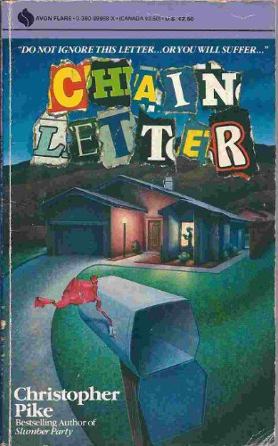 9780380249770: Chain Letter
