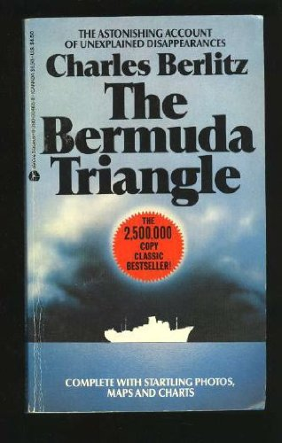 9780380252541: The Bermuda Triangle (Avon 25254)