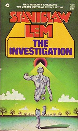9780380293148: The Investigation