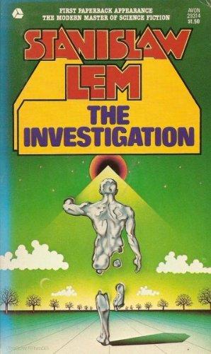 9780380336654: The Investigation