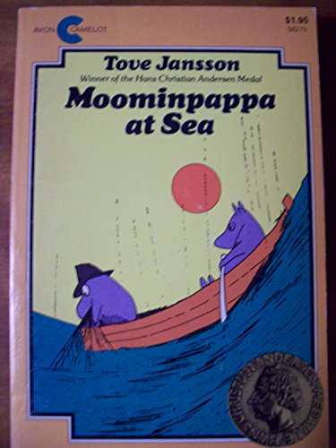 9780380341573: Moominpappa at Sea