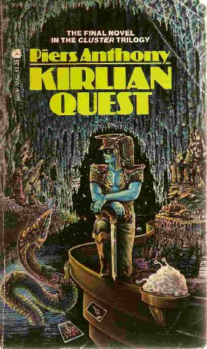 9780380351138: Kirlian Quest