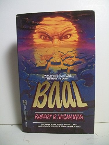 9780380363193: BAAL [A NOVEL OF UNSTOPPABLE EVIL]