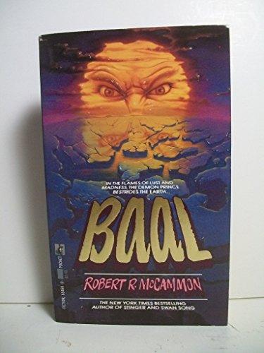 9780380363193: Baal: A Novel of Unstoppable Evil