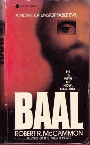 9780380363193: Baal: A Novel of Unstoppable Evil