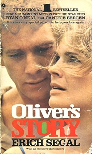 9780380363438: Oliver's Story