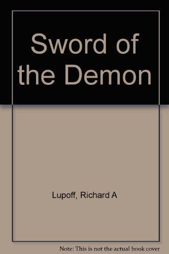 9780380379118: Sword of the Demon