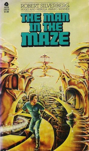 9780380385393: The Man in the Maze
