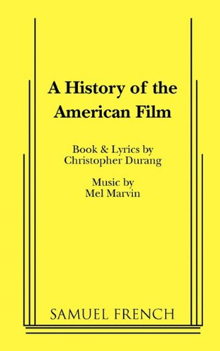 A history of the American film (A Bard book): Durang, Christopher