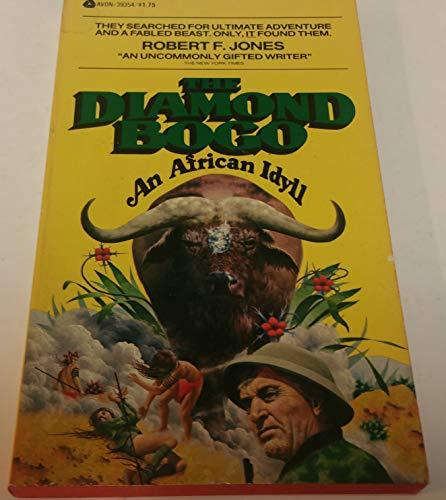 9780380393541: The Diamond Bogo: An African Idyll