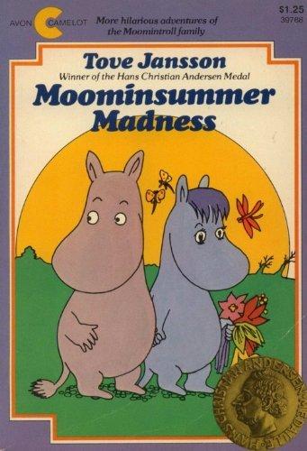 9780380397686: Moominsummer Madness