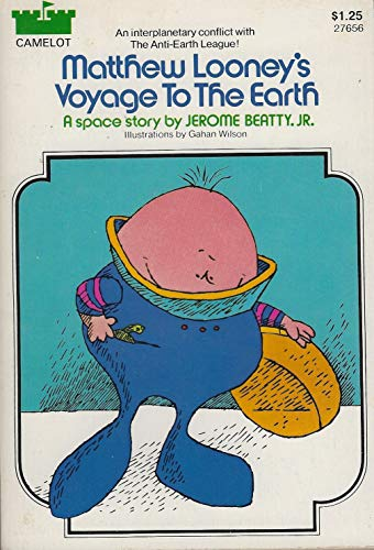 matthew looney's voyage to the earth: jerome beatty