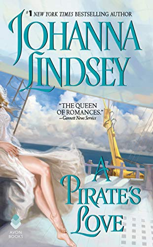 A Pirate's Love (0380400480) by Johanna Lindsey