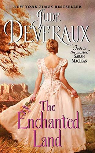 9780380400638: The Enchanted Land (Avon Historical Romance)