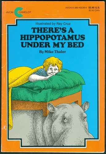 9780380402380: There's a Hippopotamus Under My Bed