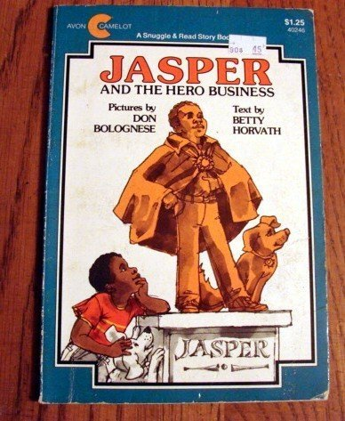 Jasper and the Hero Business: Betty Horvath
