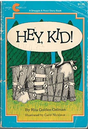 9780380402618: Hey Kid