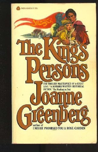 9780380404698: The Kings Persons