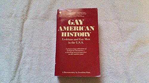 9780380405503: Gay American History