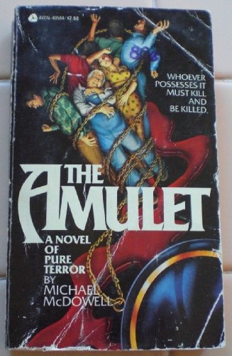 9780380405848: The Amulet